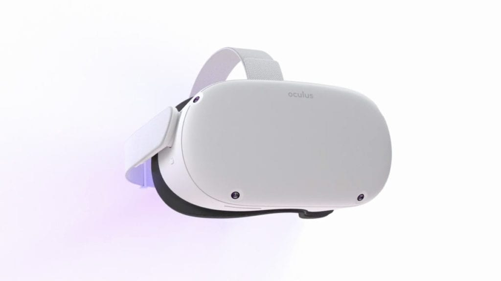 Oculus Quest 2 device